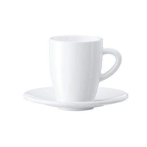 espressokop- en schotels