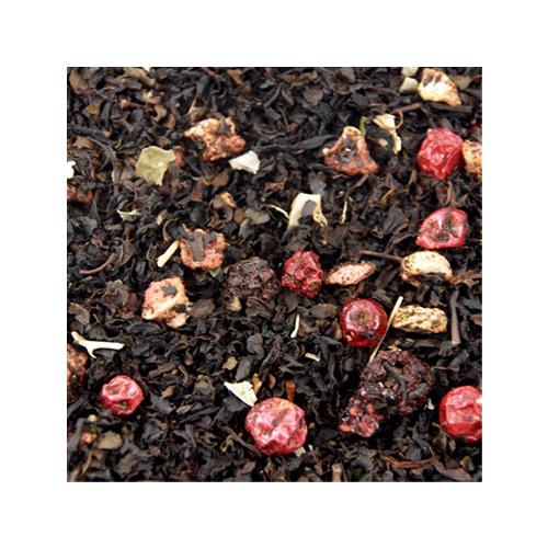 Zwarte Bosvruchten thee 1 kg