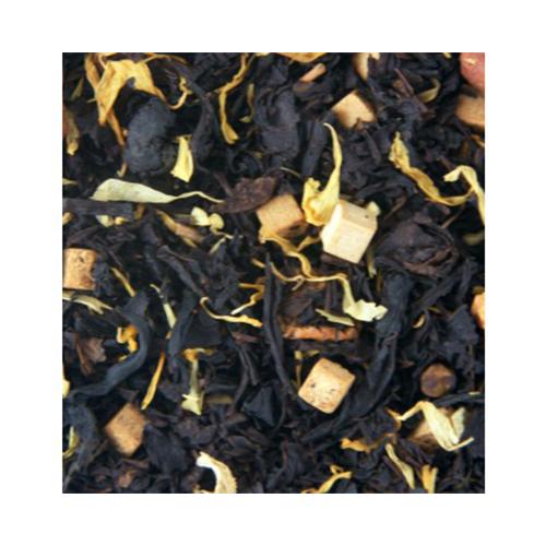 Zwarte thee Honing Caramel 100 gr