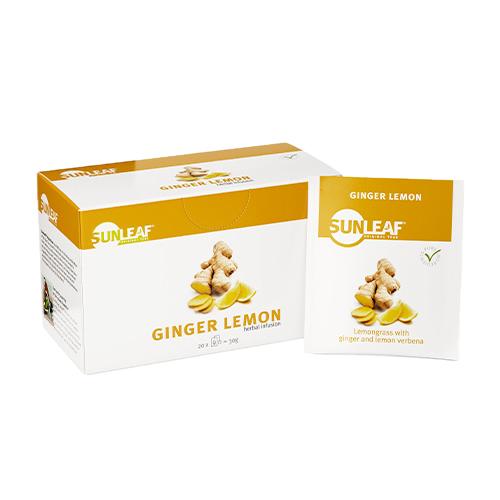 Sunleaf Ginger Lemon